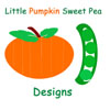 Little Pumpkin Sweet Pea Designs (my on-line store)